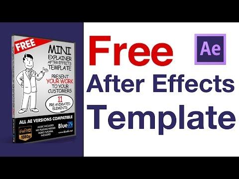 explainer video templates