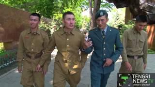 Солдат-битбоксер поет Кобзона и владеет горловым пением