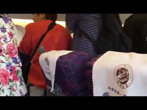 Taking high speed train from Turpan to Dunhuang, China 439D498F 5154 479C A3D5 1918C8EF51EE