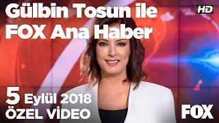2 Liraya domates kapış kapış satıldı!  5 Eylül 2018 Gülbin Tosun ile FOX Ana Haber