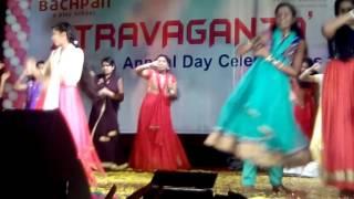 Xtravaganza In Ahps 8th Class Dance