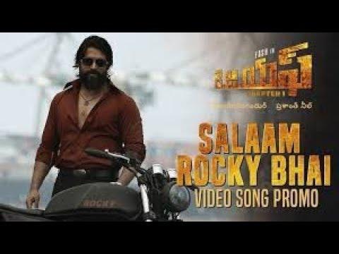 Download SALAAM ROCKY BHAI SONG 1 HOUR LOOP!