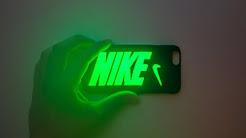 DIY Glow In The Dark iPhone 6 Case