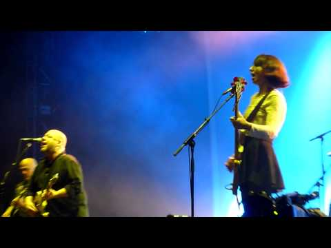 The Pixies - Bone Machine (live in Tel Aviv, Israel,June 2014) - HD