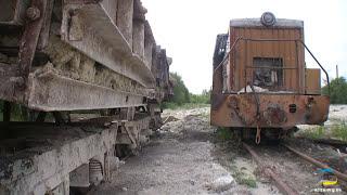 Майдан-Вильская УЖД / Industrial narrow gauge railway