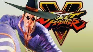 Я МОГУ ПОБЕЖДАТЬ! -  F.A.N.G   Street Fighter V: Arcade Edition Online