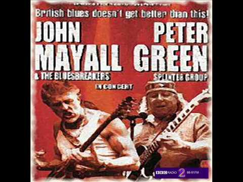 Peter Green & John Mayall - BBC2 Radio (2000) Bootleg
