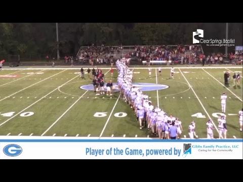 LIVE Gibbs High School Football Vs. South Doyle High School! #csbcfamily #Godissogood