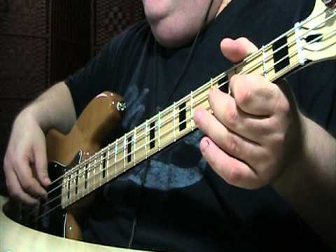 The Doobie Brothers Listen To The Music Bass Cover