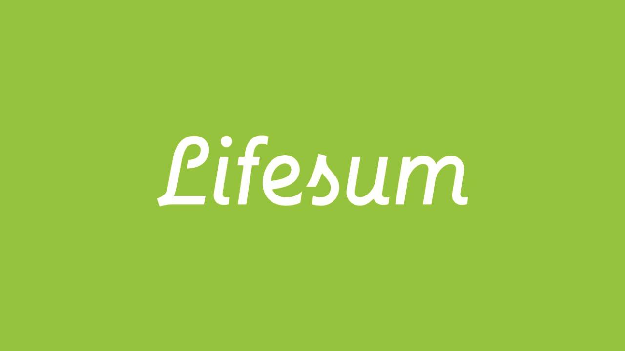 купон для lifesum