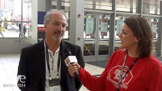 CEDIA 2014: rAVe Reporter Kristin Ruffin Talks to Doug Henderson of Bowers & Wilkins Pre-Show