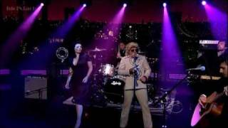 Puscifer - Conditions of My Parole Live  David Letterman 2011