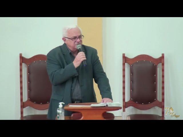 A Importância da Educação Cristã (Marcos 10.13-16)   Rev Eloy H. Frossard [1IPJF]