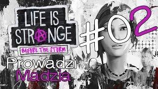 Life is Strange  - Before the Storm #02 - Poranek po imprezie