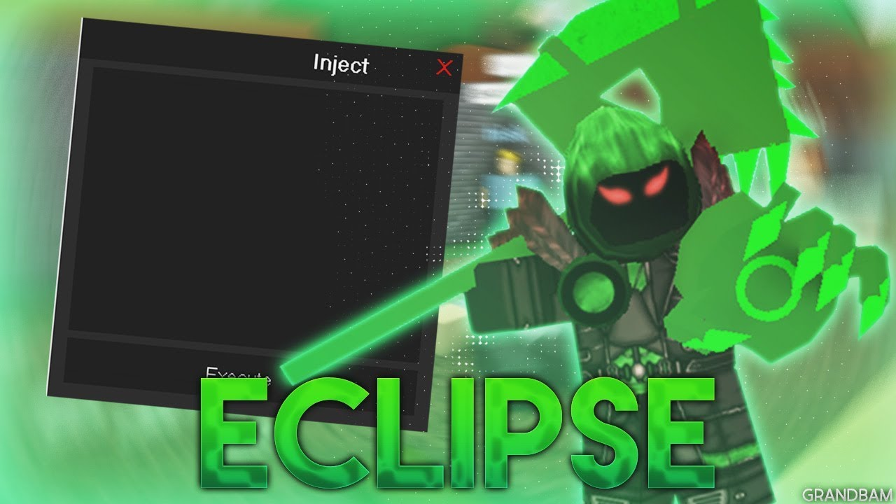 Roblox Exploits Grandbam Eclipse Exploit Full Lua Executor Youtube