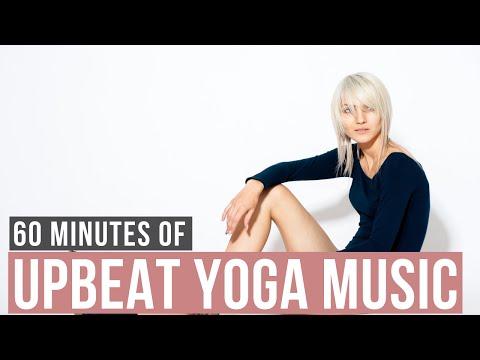 Upbeat Yoga Music. 60 min of modern Yoga Music for Yoga Practice.