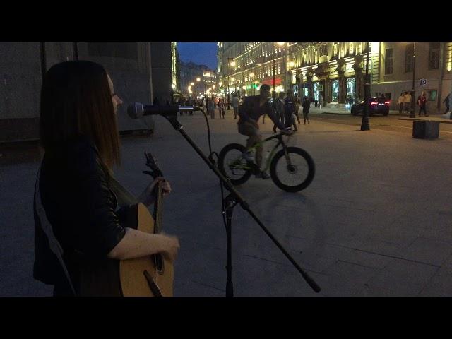 IRINA VETER - Просто (кусок), авторская песня