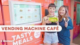 Vending Machine Café - Hype Hunt: EP27