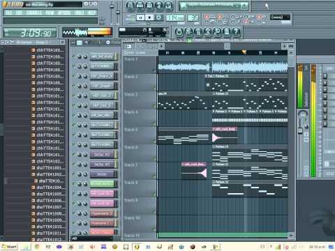 Owl City - On the Wing (FL Studio Instrumental Remake)