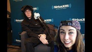 """Eminem """"bisticcia"""" con sua figlia Alaina alla radio Shade 45"""