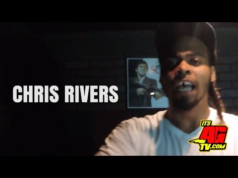Big Pun's Son Chris Rivers Spits A Freestyle | ITS AGTV