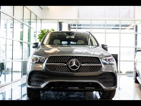 2020 Mercedes-Benz GLE Overview