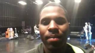 Jason Derulo American Idol Rehearsal
