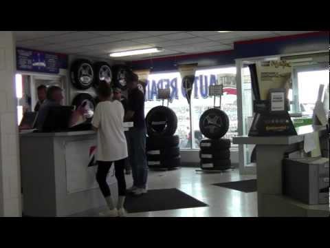 Fargo OK Tire Store Tour
