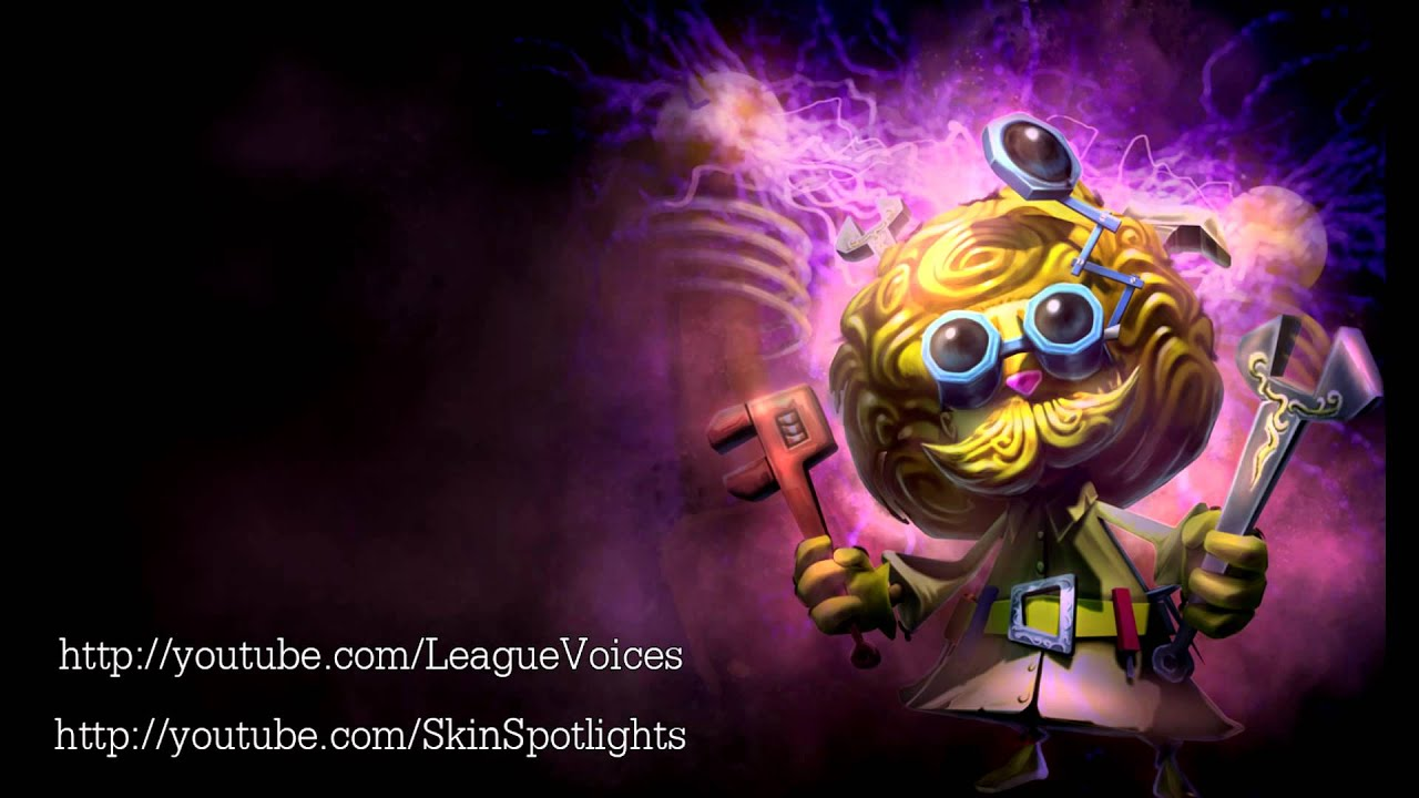 Aatrox Voice - English - League of Legends - YouTube