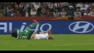 Fifa Women's World Cup... Germany vs. Nigeria