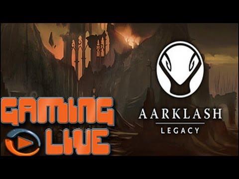 Gaming live PC - Aarklash : Legacy - Aarklash : Legacy, le nouveau jeu tactique de Cyanide  