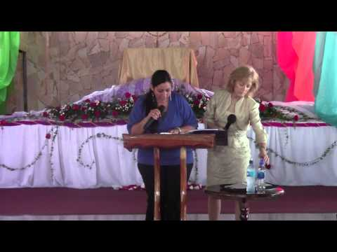 Saturday Morning Women's Conference - Miramar, Costa Rica -  Part  3
