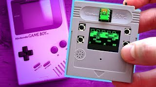 Video Game Console INSIDE a Game Boy Cartridge!!