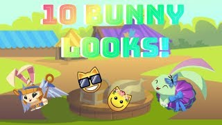 10 Store-bought Bunny Looks YOU Can Try! l Animal Jam Play Wild l