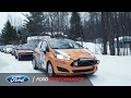 Sno*Drift Kicks Off 2017 Rally America Season | Stage Rally | Ford Performance
