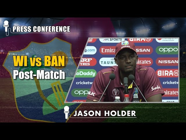 Could have asked Shai Hope to show more intent - Holder