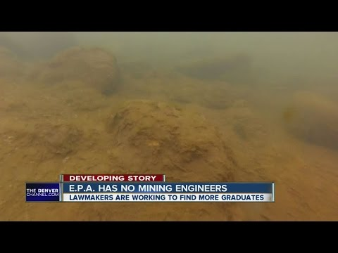 EPA has no mining engineers