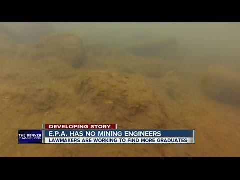 EPA Has No Mining Engineers