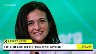 Facebook COO Sheryl Sandberg Addresses Political Ads Controversy