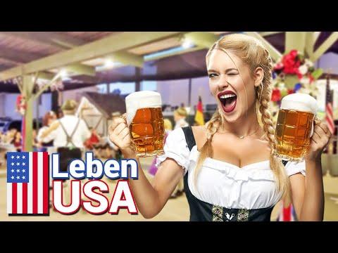Deutsche in Amerika: Lederhosen & Bratwurst in Kalifornien