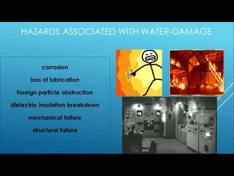 Replace or Recondition - Evaluating Water Damaged Electrical