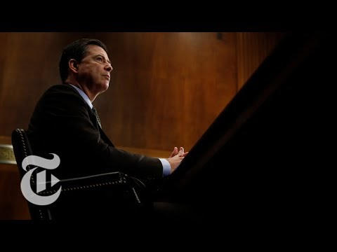 Watch James Comey Congressional Hearing Live