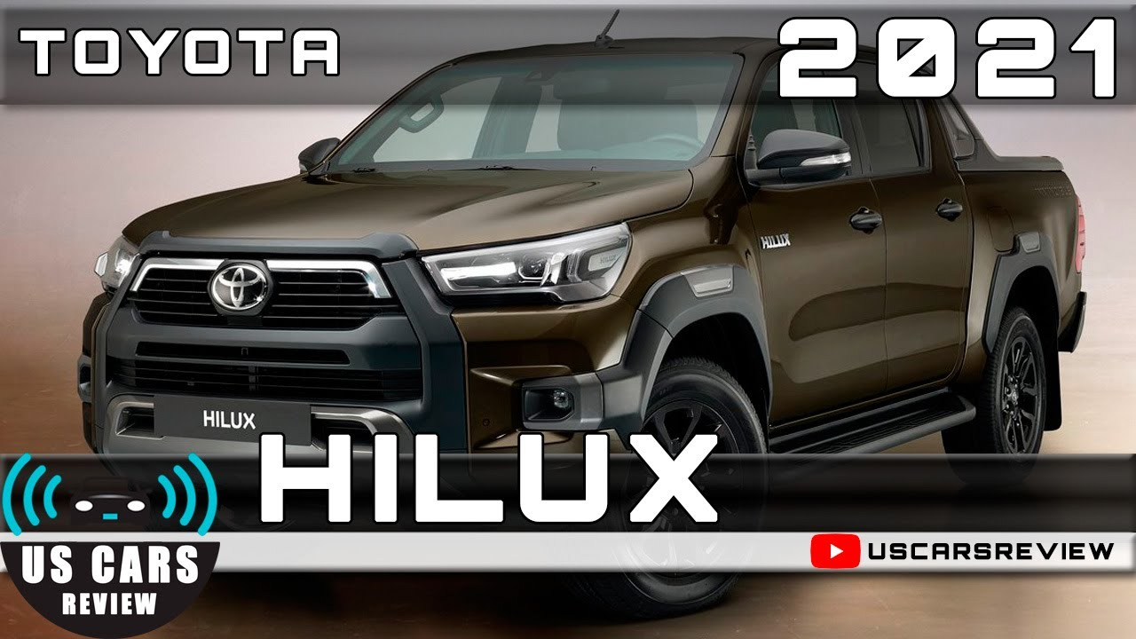 2021 Toyota Hilux Review Release Date Specs Prices Youtube