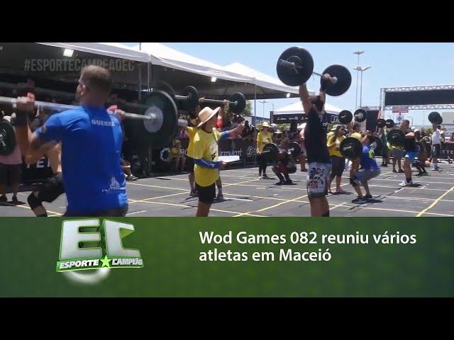 Wod Games 082 reuniu vários atletas em Maceió