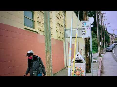 Walk Down MacArthur Blvd To Grand Av In Oakland Adams Point Made Into Instagram Art