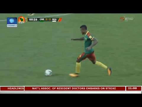 Nigeria Lead Group B With Ten Points |Sports Tonight|