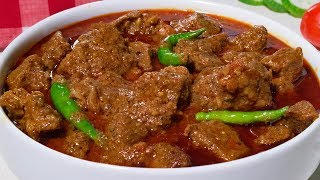 Mangsher RecipeMejbani mangsho