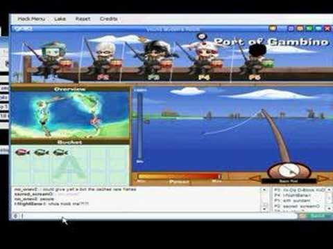Gaiaonline Fishing Bot