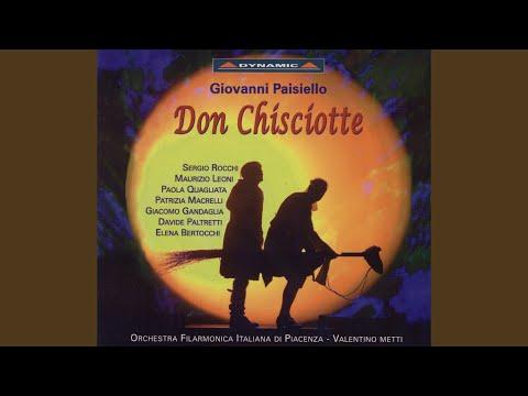 Don Chisciotte della Mancia: Act I Scene 9: Aria: Empia fera: bestia immonda (Chisciotte)