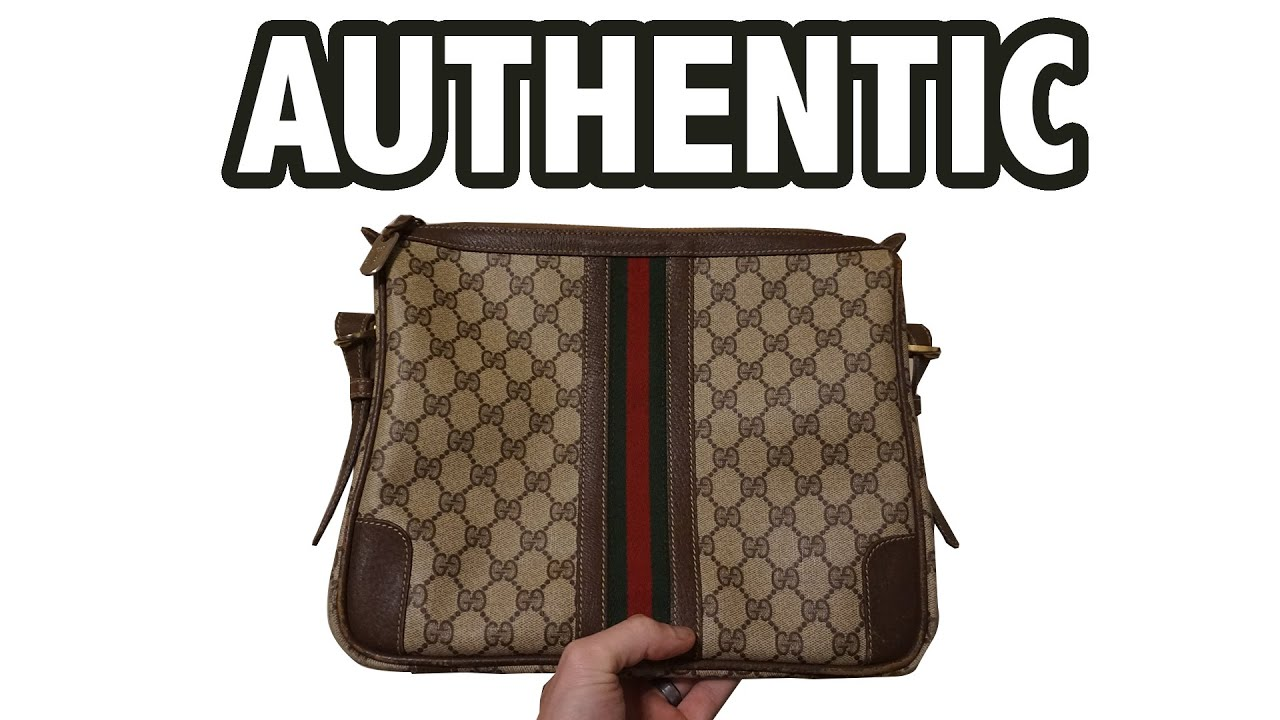Serial a my gucci number have doesnt bag How do